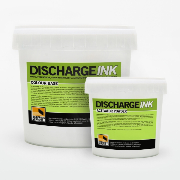 DISCHARGE INK Colour Base [Sonderfarbe]