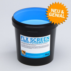 FLX SCREEN Hybrid-Fotoemulsion (One-Pot/Allround)