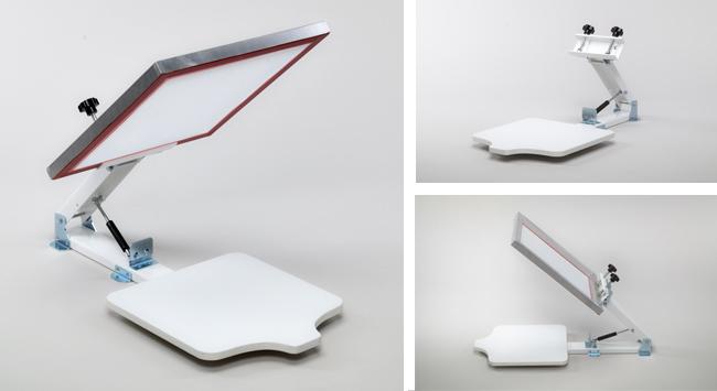 siebdruck set f r textilien ideal f r anf nger siebdruckversand der online shop f r. Black Bedroom Furniture Sets. Home Design Ideas